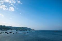 Shenzhen Dapeng Peninsula fishing town South Royalty Free Stock Image