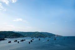 Shenzhen Dapeng Peninsula fishing town South Royalty Free Stock Photos
