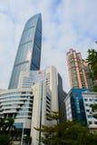Shenzhen del centro Fotografie Stock