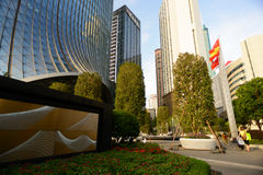 ShenZhen downtown Stock Images