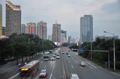 Shenzhen Stock Image