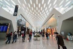 Shenzhen-Flughafen Lizenzfreie Stockbilder