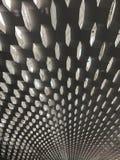 Shenzhen-Flughafendach stockbilder