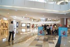 Shenzhen Futian wongtee square Stock Photos