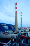 Shenzhen, Guangdong, Chinas power industry scene Stock Images