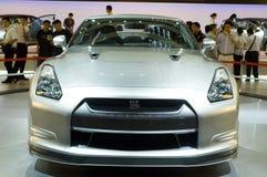 Shenzhen - Hong Kong - Macao car show Stock Image