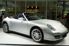 Shenzhen - Hong Kong - Macao Car Show Royalty Free Stock Photo