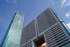Shenzhen imperial estate building Stock Photos