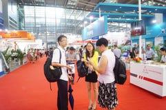 Shenzhen internationaal slim huis en intelligente Hardware Expo Royalty-vrije Stock Afbeeldingen