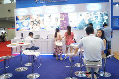 Shenzhen internationaal slim huis en intelligente Hardware Expo Stock Afbeeldingen