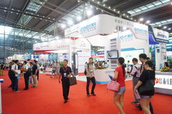 Shenzhen internationaal slim huis en intelligente Hardware Expo Royalty-vrije Stock Afbeelding