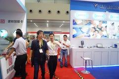 Shenzhen internationaal slim huis en intelligente Hardware Expo Stock Foto's