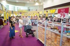 Shenzhen international famous brand clothing exhibition Royalty Free Stock Photography