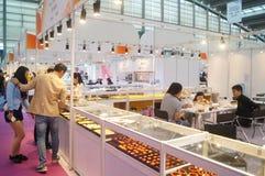 Shenzhen International Gold Jewellery Fair Stock Photography