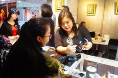 Shenzhen International Gold Jewellery Fair Royalty Free Stock Image