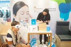 Shenzhen International Mobile Health Industry Expo Stock Image