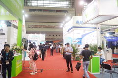 Shenzhen International Mobile Health Industry Expo Stock Photos