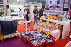 Shenzhen International Pet exhibition sales Royalty Free Stock Photos