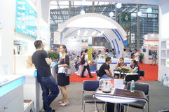 Shenzhen international smart home and intelligent Hardware Expo Royalty Free Stock Images