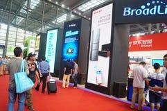 Shenzhen international smart home and intelligent Hardware Expo Stock Photos