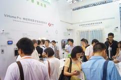Shenzhen international smart home and intelligent Hardware Expo Stock Images