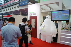 Shenzhen international smart home and intelligent Hardware Expo Royalty Free Stock Photos