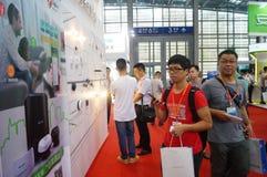 Shenzhen international smart home and intelligent Hardware Expo Stock Photography