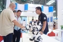 Shenzhen international smart home and intelligent Hardware Expo Stock Photo