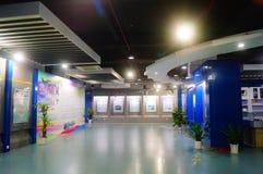Shenzhen Kina: Obemannad flyg- medelutställning Royaltyfri Bild