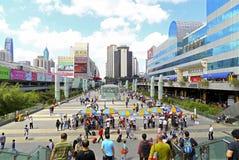 Shenzhen landmarks, china Stock Images