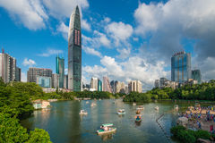 shenzhen Luohu Stock Photography