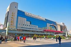 Shenzhen luohu railway station, china Stock Images