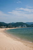 Shenzhen Meisha Seaside Park gold coast Royalty Free Stock Photos