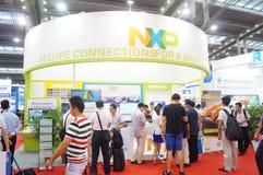 Shenzhen międzynarodowy mądrze dom i inteligentny narzędzia expo Obrazy Royalty Free