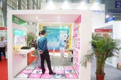 Shenzhen międzynarodowy mądrze dom i inteligentny narzędzia expo Zdjęcia Stock