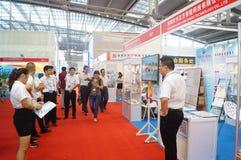 Shenzhen międzynarodowy mądrze dom i inteligentny narzędzia expo Zdjęcie Stock