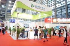 Shenzhen międzynarodowy mądrze dom i inteligentny narzędzia expo Fotografia Royalty Free