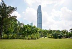 Shenzhen,modern building  China city skyline Stock Photos
