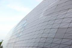 SHENZHEN modern curved surface architecture Stock Photo