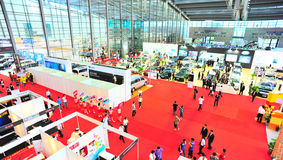 Shenzhen motor carnival exhibition Stock Images
