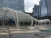 Shenzhen Nabrzeżny miasto zdjęcie stock