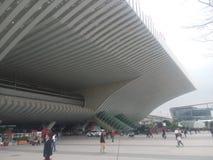 Shenzhen North Railway Station Stock Photos