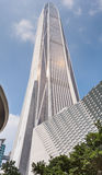 Shenzhen Ping An International Finance Center photos stock