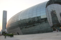 Shenzhen poly theater in CHINA ASIA Stock Photo