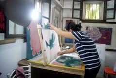 Shenzhen, porcelana: criação da cópia fotografia de stock
