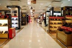 Shenzhen porcelana: haiya wydziałowy sklep Fotografia Stock