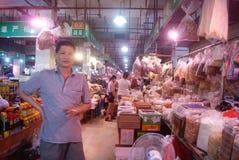 Shenzhen porslin: bondemarknad Royaltyfri Foto