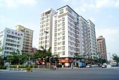 Shenzhen porslin: phoenix aveny, fuyong Royaltyfria Bilder