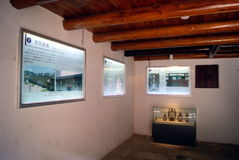 Shenzhen, Porzellan: neue Häuser des Hakkakran-Sees Stockbilder