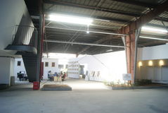 Shenzhen Shekou New Media Industrial Park, in China Royalty Free Stock Image